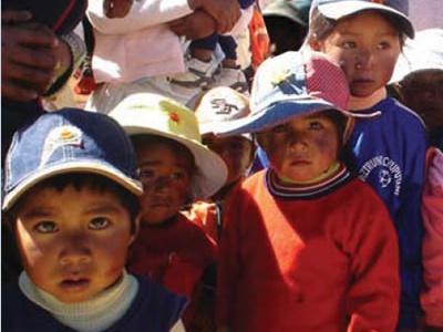 PRIMERA DONACIÓN DEL 2010 SE ENTREGARA EN PUNO