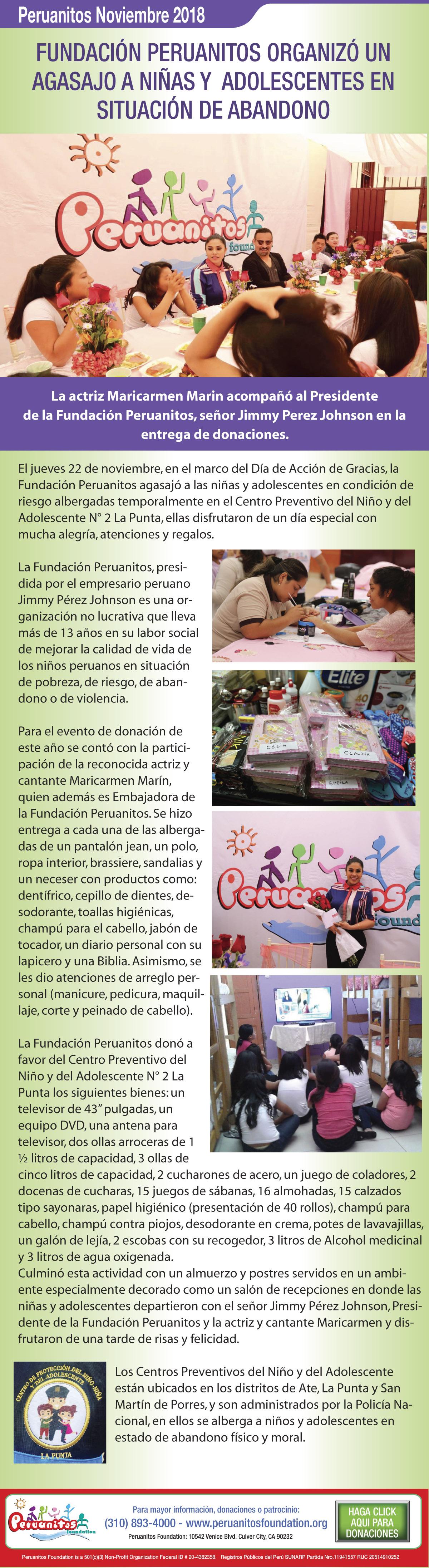 Peruanitos News NOV 2017